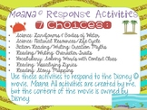 Moana Response Activities
