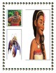 Moana Themed Measuring: Nonstandard Measuring