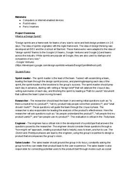 Mobile App Design - MIT App Inventor (Multi-Class Project Plan)