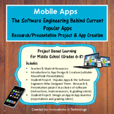 Mobile Apps - Research and Design Your Own App | Distance Learning