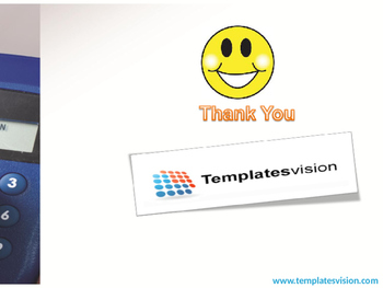 Mobile Banking PPT Template