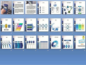 Mobile Banking PowerPoint Template