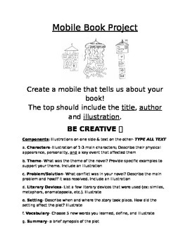 Mobile Book Report Project