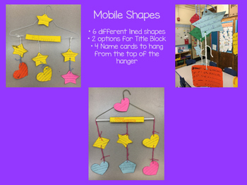 Mobile Shapes