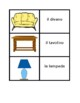 Mobili (Furniture in Italian) Concentration games
