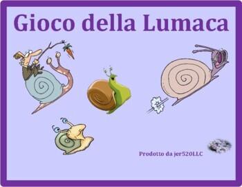 Mobili (Furniture in Italian) Lumaca Snail game