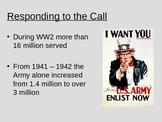 Mobilizing for War - World War 2
