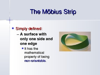 Mobius Strip PowerPoint