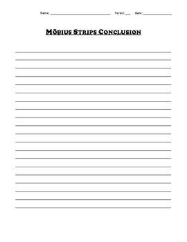 Mobius Strips- Explore the Unexpected