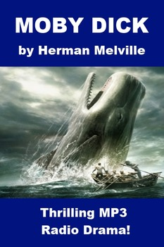 Moby Dick MP3 Radio Drama
