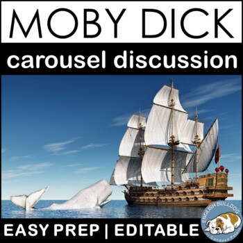 Moby Dick Pre-reading Carousel Discussion