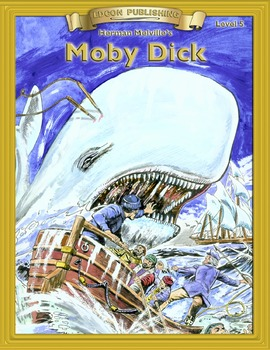 Moby Dick RL5-6 ePub with Audio Narration
