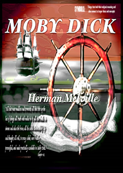Moby Dick text/Symbol