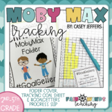 MobyMax Tracking Folder