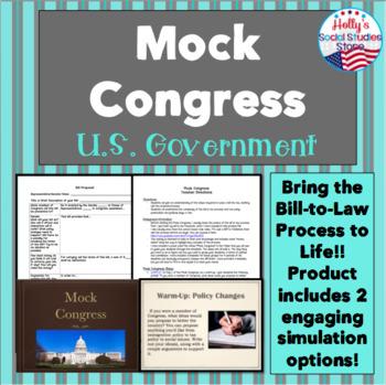 Mock Congress