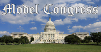 Mock Congress Simulation - Extended Student-Centered Project