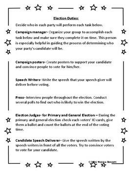 Mock Election Kit