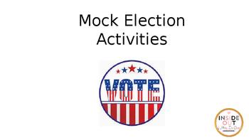 Mock Election activities