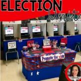 Mock Election and Voting Simulation Unit