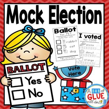 Mock Election Activity