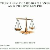 Mock Literary Trial Elementary/ Civcs/ Cardigan Jones/ Cri