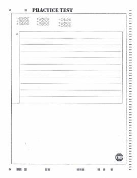 Mock Milestone Practice Test Answer Document Bundle