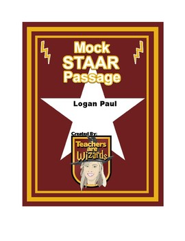 Mock STAAR PASSAGE: Logan Paul