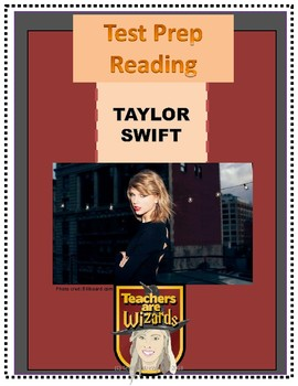 Test Prep Reading Passage: Taylor Swift