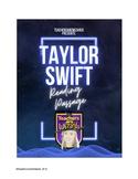 Test Prep Reading Passage: Taylor Swift
