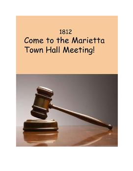 Mock Town Meeting of 1812