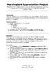 """Mockingbird Appreciation PBL Project for Harper Lee's """"To Kill A Mockingbird"""""""