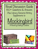 Mockingbird by K. Erskine: Novel Discussion Guide for Teachers
