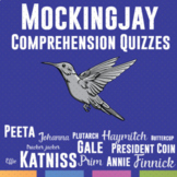 Mockingjay Multiple Choice Quizzes
