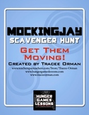 Mockingjay Novel Scavenger Hunt Review Activity