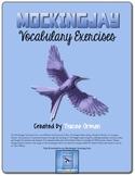 Mockingjay Novel Vocabulary Activities