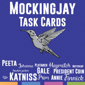 Mockingjay Point of View Task Cards