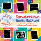 iPad Mockups | Digital Mockups | Mockups Distance Learning