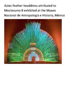 Moctezuma II Word Search