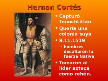 Moctezuma y Cortes