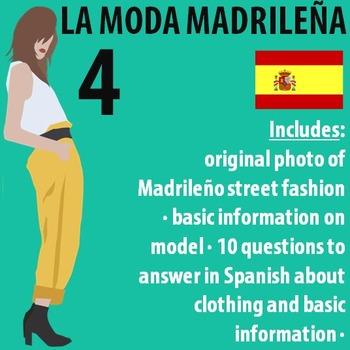 Spanish 1 - Moda Madrilena 4 (Madrid Fashion) - Original P