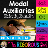 Modal Auxiliaries Activities