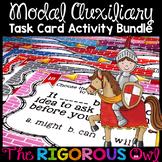 Modal Auxiliaries Task Card Activities