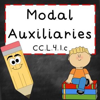 Modal Auxiliaries mini-unit