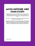 Modal Auxiliary Verb Game Packet