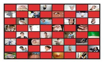 Modals of Advice Checker Board Game