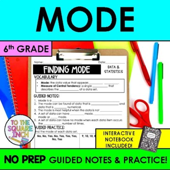 Mode Notes