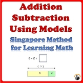 Addition Subtraction Solve Word Problems Math Worksheets B