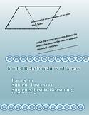 Model Area Formulas: Bundle