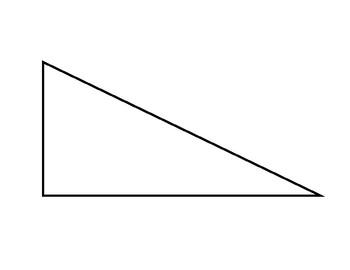 Model Area Formulas: Rectangle and Triangle
