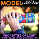 Model Build a Kaleidoscope - Images & Vision Properties of Light